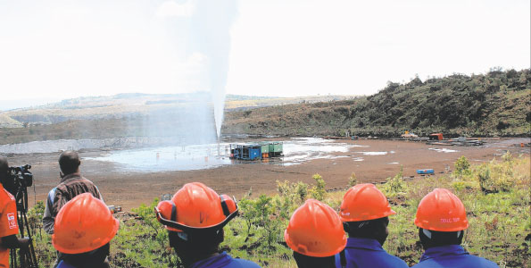No. 20: African Countries Drive Geothermal Development Amid US-China Brinksmanship