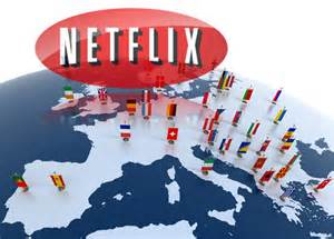 Netflix is Taking itGlobal