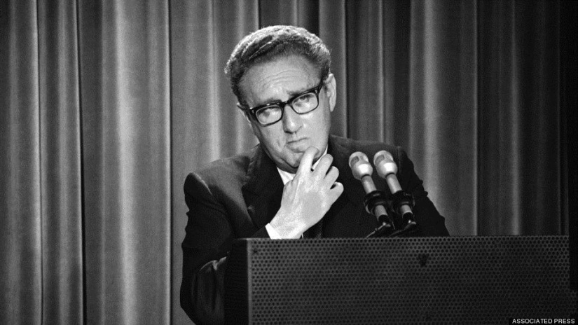 Henry Kissinger Was an Idealist?