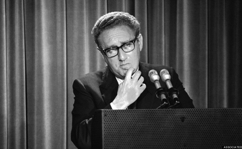 No. 115: Henry Kissinger Was an Idealist?